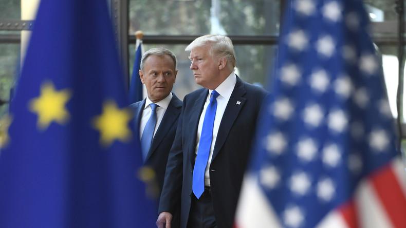 Transatlantische Beziehungen: Donald Tusk warnt vor Worst-Case-Szenario