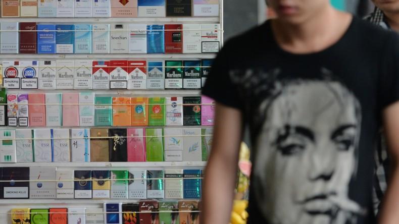 40 Länder ratifizieren Vertrag über Kampf gegen illegalen Tabakhandel