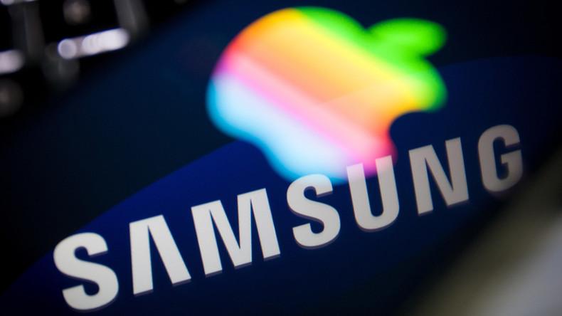 Apple und Samsung legen jahrelangen Patentstreit bei