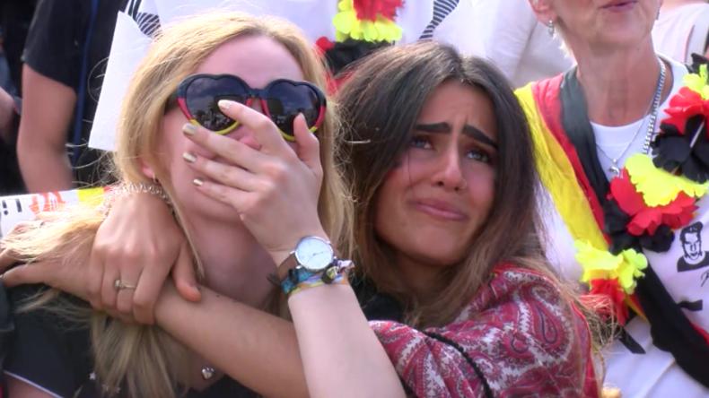 Tja, das war's – Deutschland scheidet erstmals bei WM-Vorrunde aus und hinterlässt Fans in Tränen