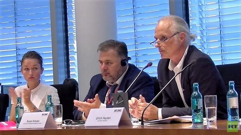 Deutschland hat etwas zu verbergen! Journalist rechnet mit deutscher Ukraine-Politik ab (Video)