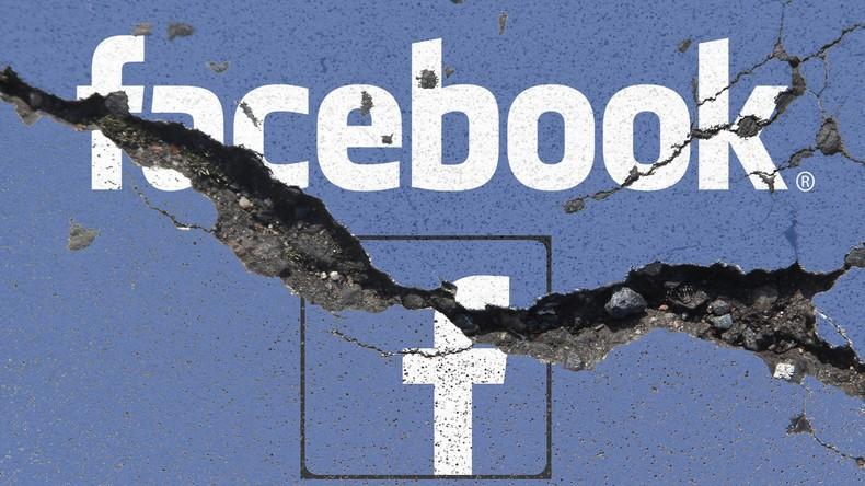 """Facebook rühmt sich großer Säuberung: 10.000 """"schlechte Akteure"""" von der Plattform verbannt"""
