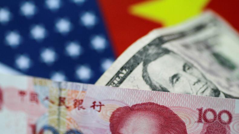 Finanzexperte: US-Dollar ist die größte Blase – China leitet Zusammenbruch von US-Dominanz ein
