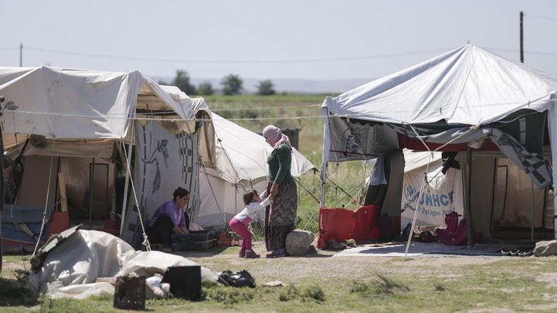 EU gibt Türkei weitere drei Milliarden Euro für Syrien-Flüchtlinge
