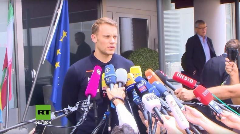 """Manuel Neuer: """"Das haben wir uns selbst zuzuschreiben"""""""