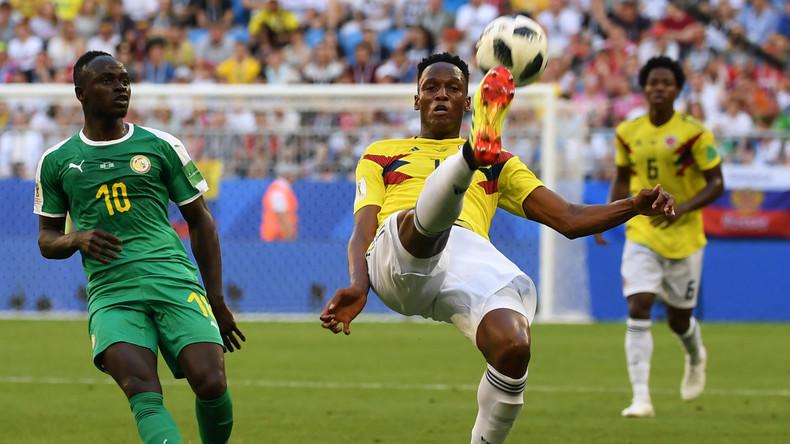 Zwei Herzinfarkt-Tote in Kolumbien bei WM-Spiel gegen Senegal