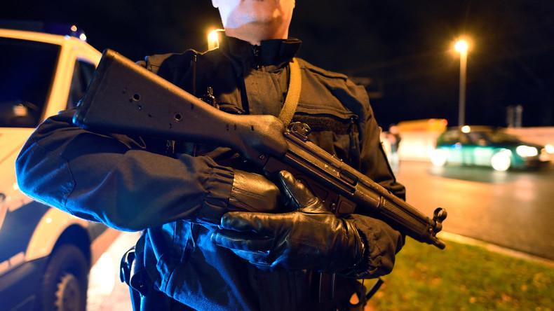 Statistik für 2017: Deutsche Polizisten erschossen 14 Menschen bei Einsätzen