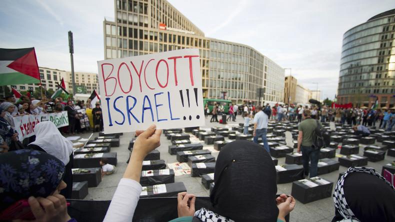 Bei Beteiligung an Israel-Boykott: US-Regierung will strafrechtliche Konsequenzen für Unternehmen