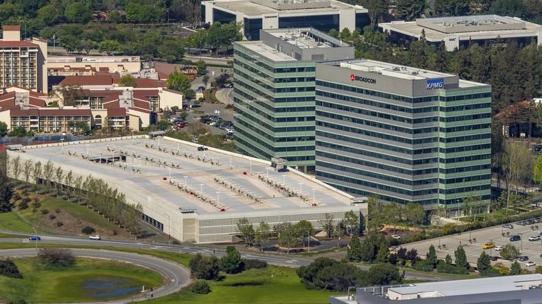 US-Handelskrieg mit China: Silicon Valley könnte zum nächsten Schlachtfeld werden