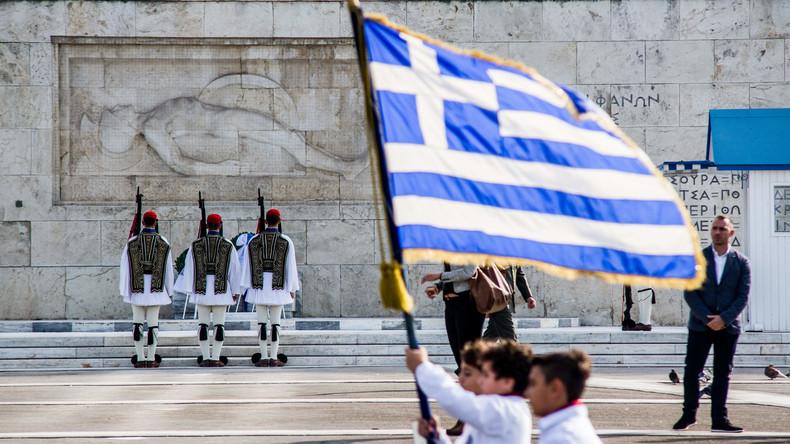 Bundestag stimmt mit großer Mehrheit weiteren Hilfen für Griechenland zu