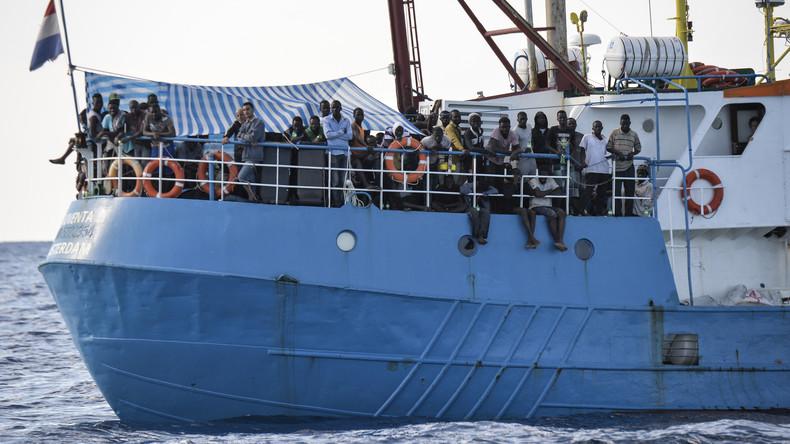 """Salvini: """"NGO-Rettungsschiffe werden Italien nur auf Postkarten zu sehen bekommen"""""""