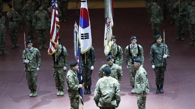 Nach über 70 Jahren: Pentagon verlegt Hauptquartier in Südkorea nach Süden