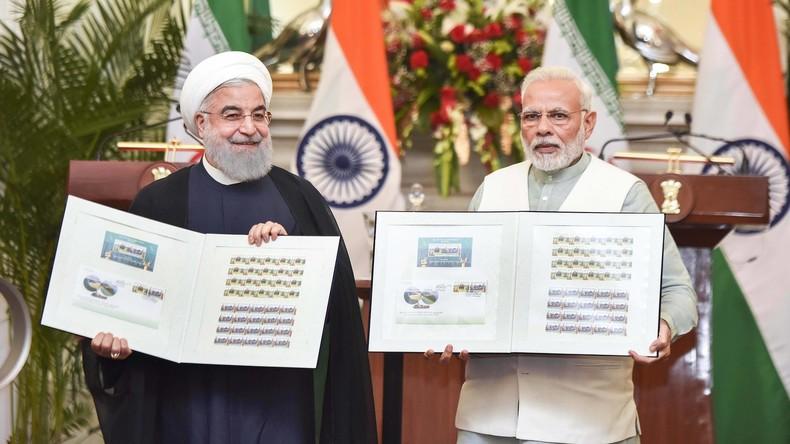 Trotz US-Drohungen: Indien will weiter Öl aus dem Iran beziehen
