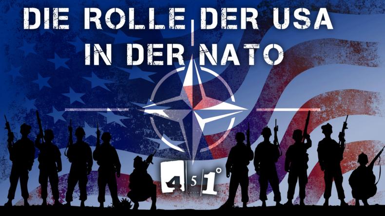 USA bestimmt in der NATO ? | 451 Grad