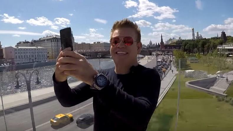 Trance-DJ Paul Oakenfold genießt WM-Atmosphäre in Moskau