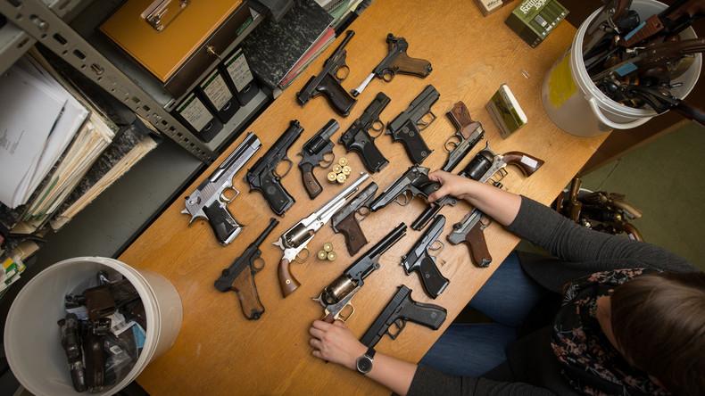 Letzter Aufruf an Besitzer illegaler Waffen: Waffenamnestie endet am Sonntag