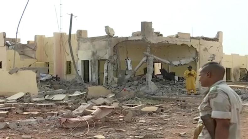 UNO fordert nach Anschlag in Mali mehr Hilfe für Anti-Terror-Truppe