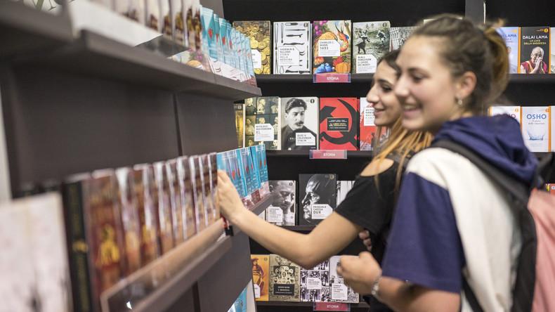 Glück im Unglück: Buchhandlung beschwert sich auf Twitter über Flaute und steigert Verkäufe