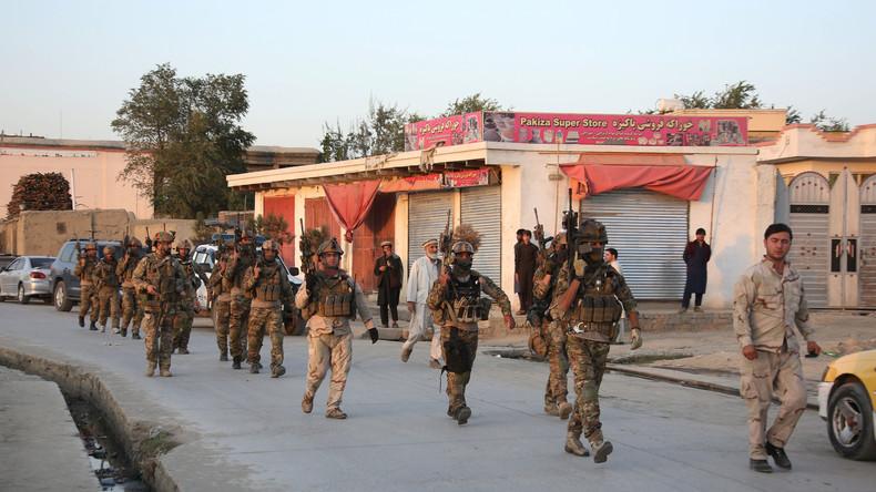 Afghanische Regierung beendet Waffenstillstand mit Taliban-Kämpfern
