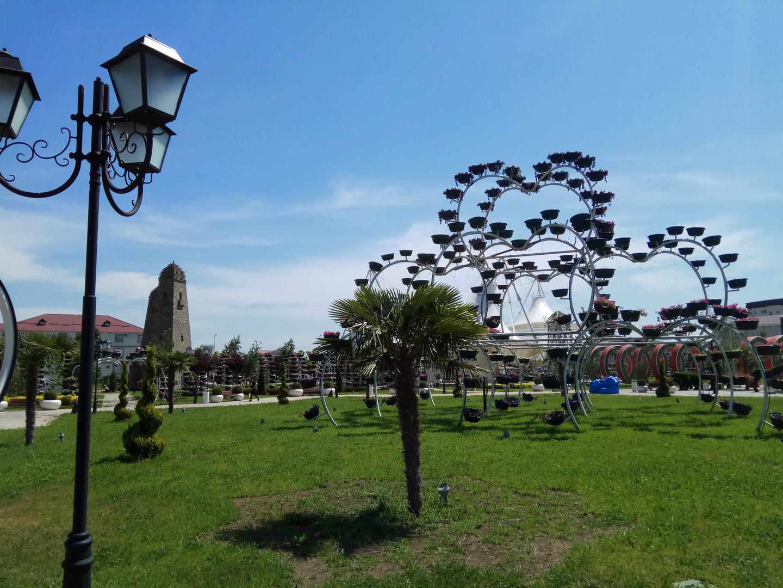 Grosny - Phönix aus der Asche im Herzen Tschetscheniens