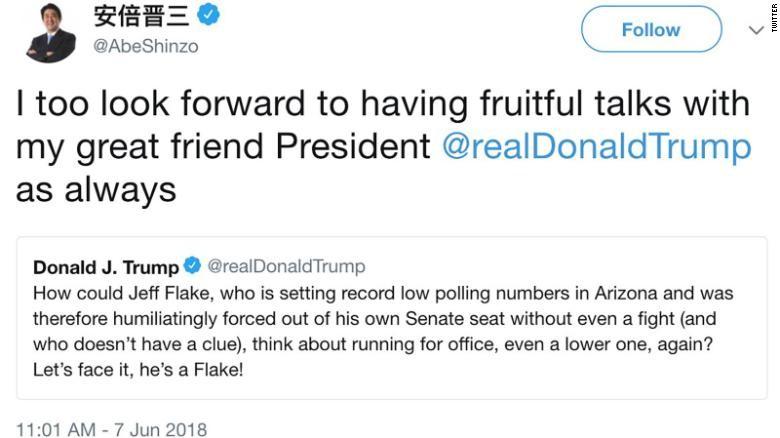 """Donald Trump vor Treffen mit Kim: """"Bin sehr gut gerüstet und brauche nicht viel vorzubereiten"""""""