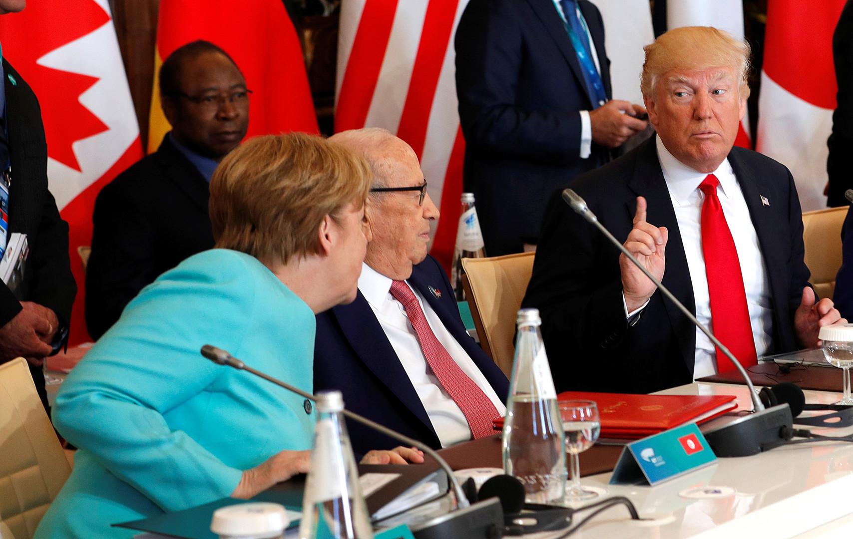 """Trumps Abrechnung mit Merkel und G7-Gesellen: """"You are fired"""""""