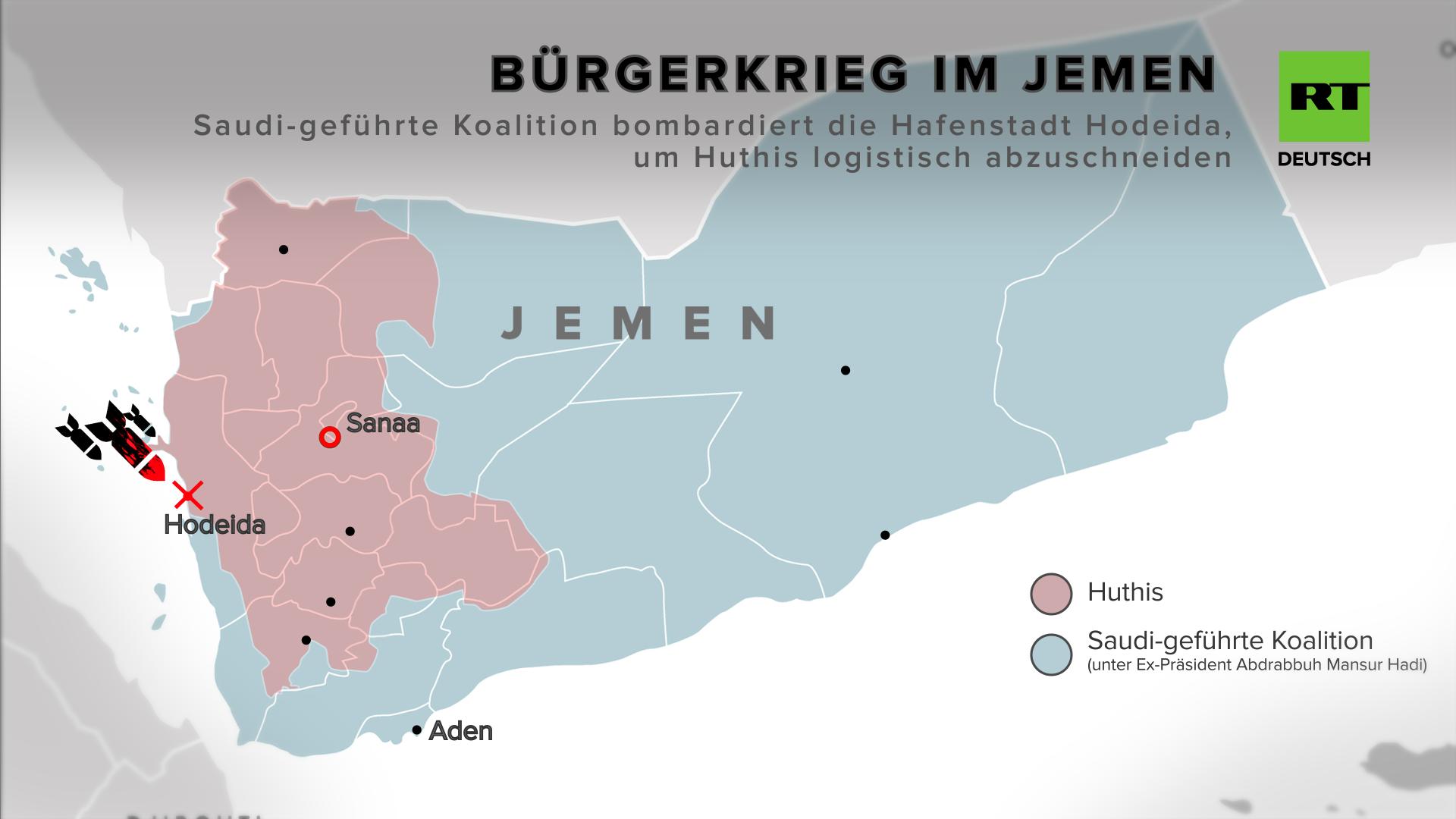 Iran & Huthis nur Vorwand: Handelsmonopol als Grund für VAE ...
