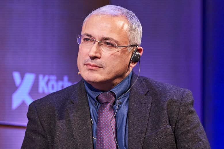 """Der Spiegel und Chodorkowski spekulieren über Russlands Zukunft """"nach Putin"""""""