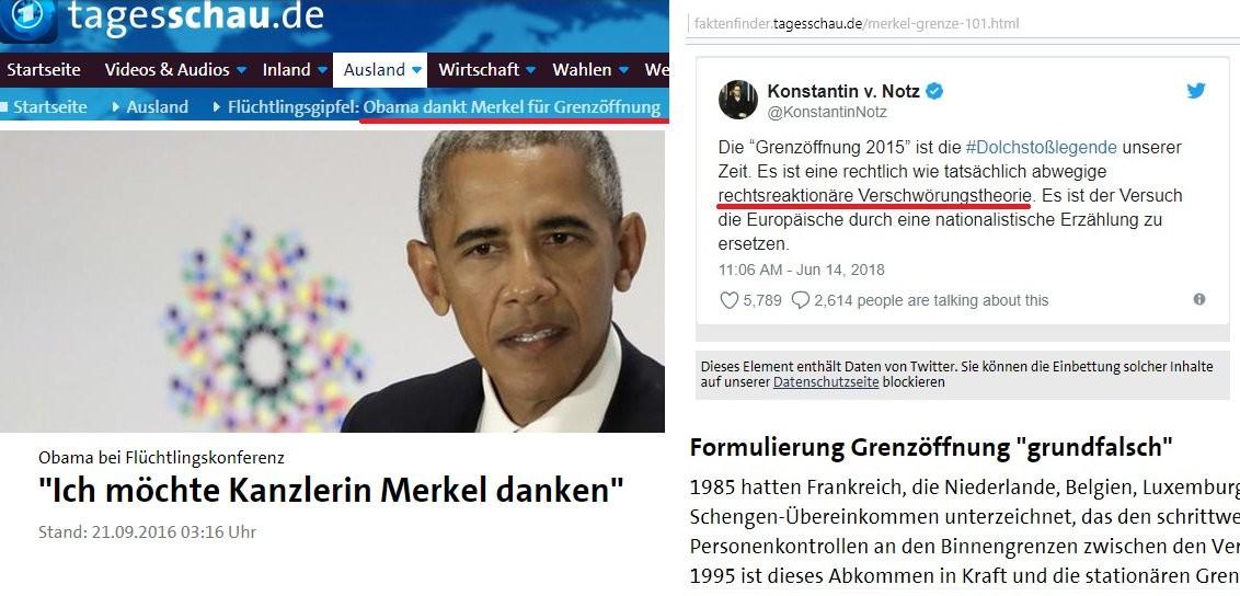 Outet Tagesschau-Faktenfinder den eigenen Sender als rechtspopulistische Fake-News-Schleuder?