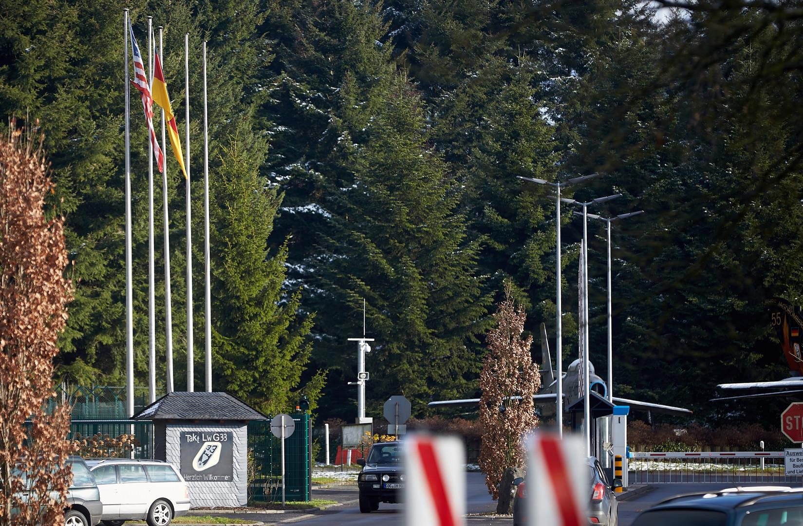 Protestwochen gegen US-Atomwaffen im Bundeswehr-Fliegerhorst Büchel