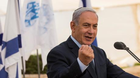 Benjamin Netanjahu, Tel Aviv, Israel, 30. Mai 2018.