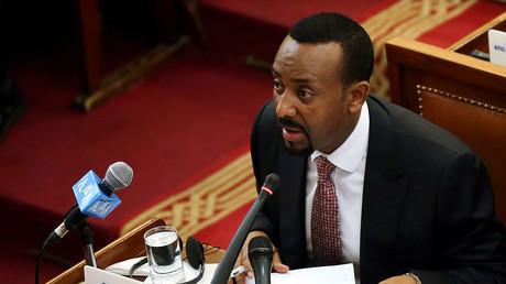 Der äthiopische Premierminister Abiy Ahmed