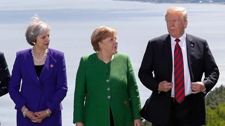 G7-Partner unterstützen Trumps Nordkorea-Gipfel