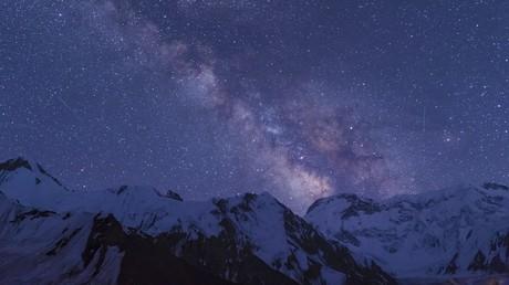 Astronomen wiegen die Milchstraße – und kommen auf ein Ergebnis von 960 Milliarden Sonnenmassen (Symbolbild)
