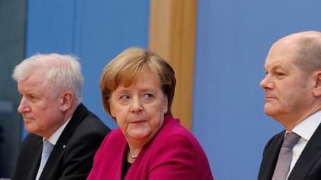 Kanzlerin Angela Merkel (CDU) soll mit allen Punkten mit dem