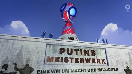 """""""Russland, Reich der Finsternis"""" - Der Blick auf die Fußball-WM in den Öffentlich-Rechtlichen Medien"""