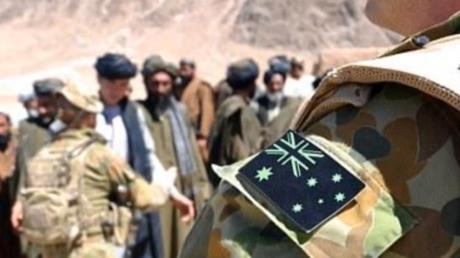 (Symbolbild). Australische Streitkräfte während eines Einsatzes in Afghanistan.