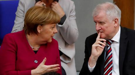 Der Disput zwischen Angela Merkel und Horst Seehofer ist beigelegt - zumindest vorerst.