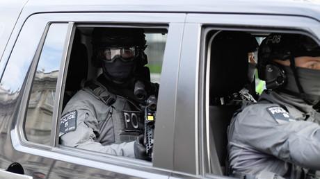 Israelische Sicherheitskräfte (Symbolbild)