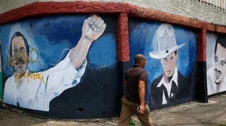 Amerikanische Staaten schlagen Neuwahl in Nicaragua vor (Symbolbild)