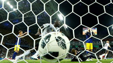 Das Tor von Toni Kroos sorgte für befreites Jubeln und eine kurze Atempause in der tendenziösen Berichterstattung bei ARD & Co...