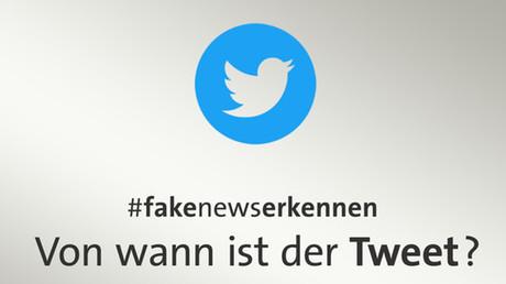 Wer im Glashaus sitzt.... - Screenshot: faktenfinder.tagesschau.de