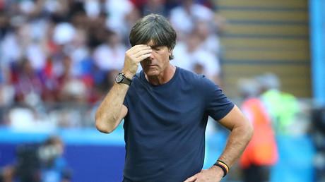 Muss schon nach der WM-Vorrunde seine Koffer packen: Bundestrainer Joachim Löw.