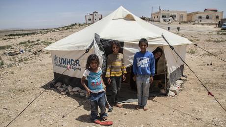 UN-Bericht: 2017 mehr als 10.000 Kinder bei Konflikten getötet oder verletzt (Symbolbild)