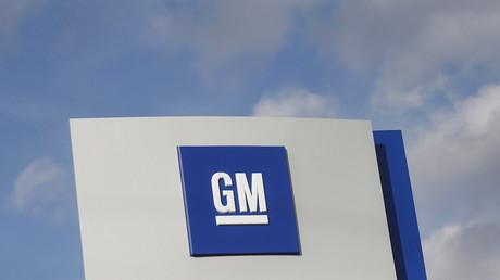 General Motors warnt Donald Trump vor Importzöllen auf Autos (Archivbild)