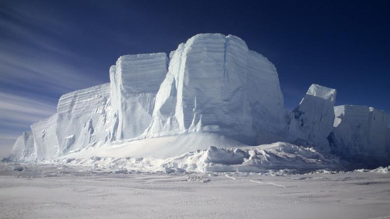 Kälterekord in der Antarktis: Fast 100 Grad unter dem Gefrierpunkt
