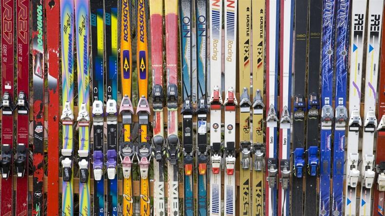 Ziemlich gut vorgeklaut: Diebe stehlen rund 100 Paar Skier aus Werkstatt