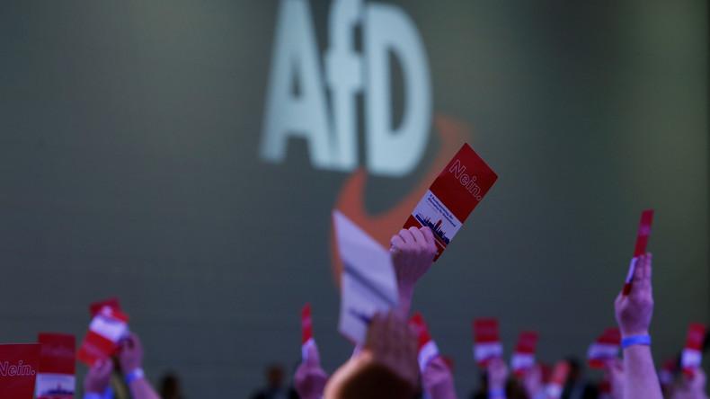 """AfD-Parteitag zwischen """"Festung Europa"""", Koalition mit CSU und Abschaffung der staatlichen Rente"""