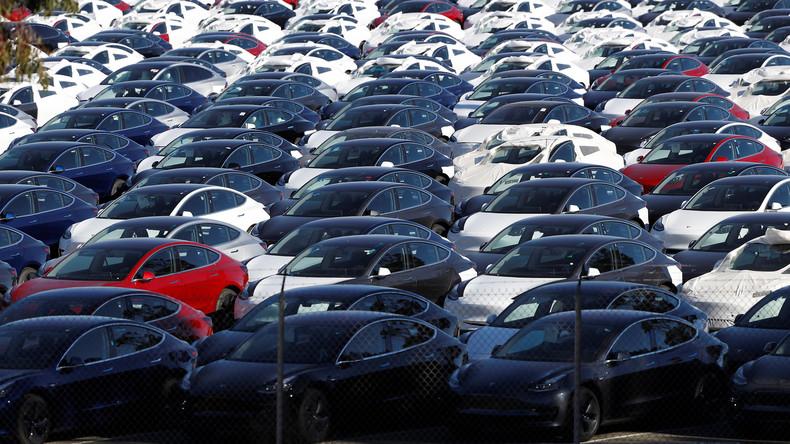 Versprechen eingelöst: Tesla baut 5.000 Model 3 in einer Woche