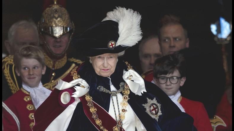 Britische Queen hustet - Regierung probt heimlich die Zeit nach Tod von Elisabeth II.
